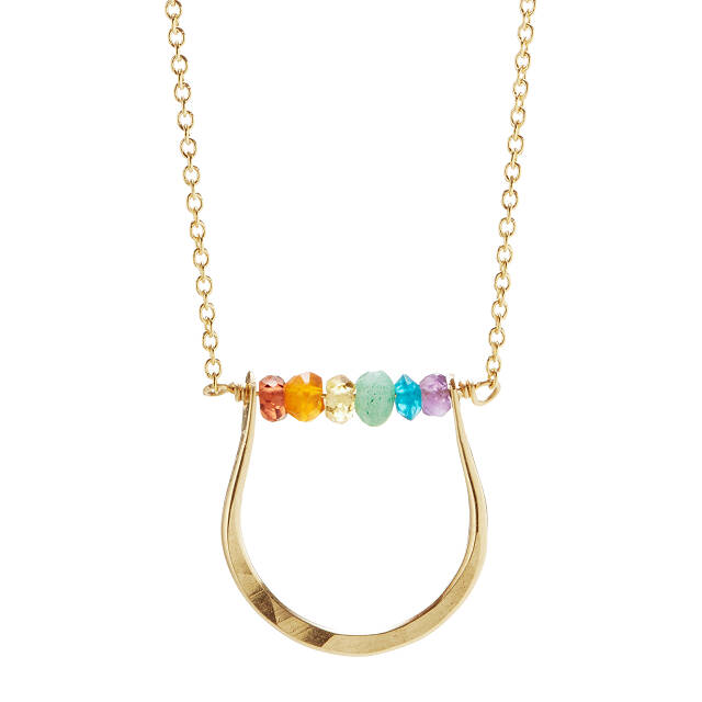 Rainbow of Possibilities Necklace