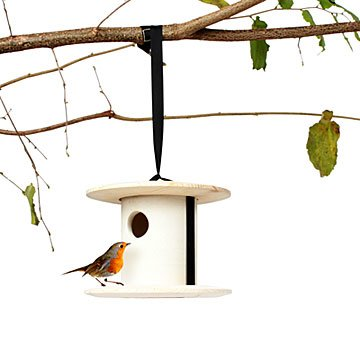 Stackable Birdhouse and Feeder