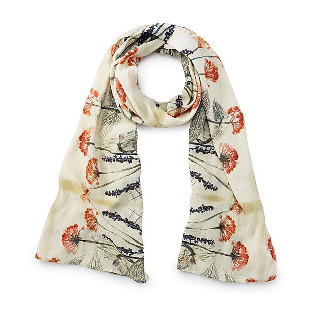Field Of Flowers Scarf
