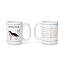 Pedigree Poem Mugs - Set of 2 2 thumbnail