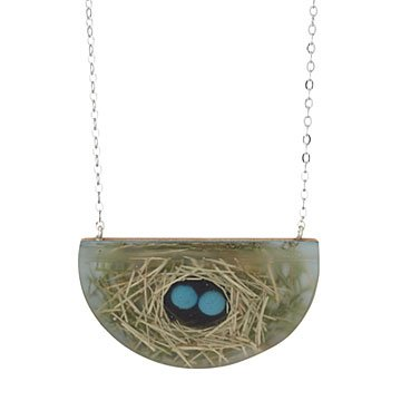 Nature's Nest Necklaces