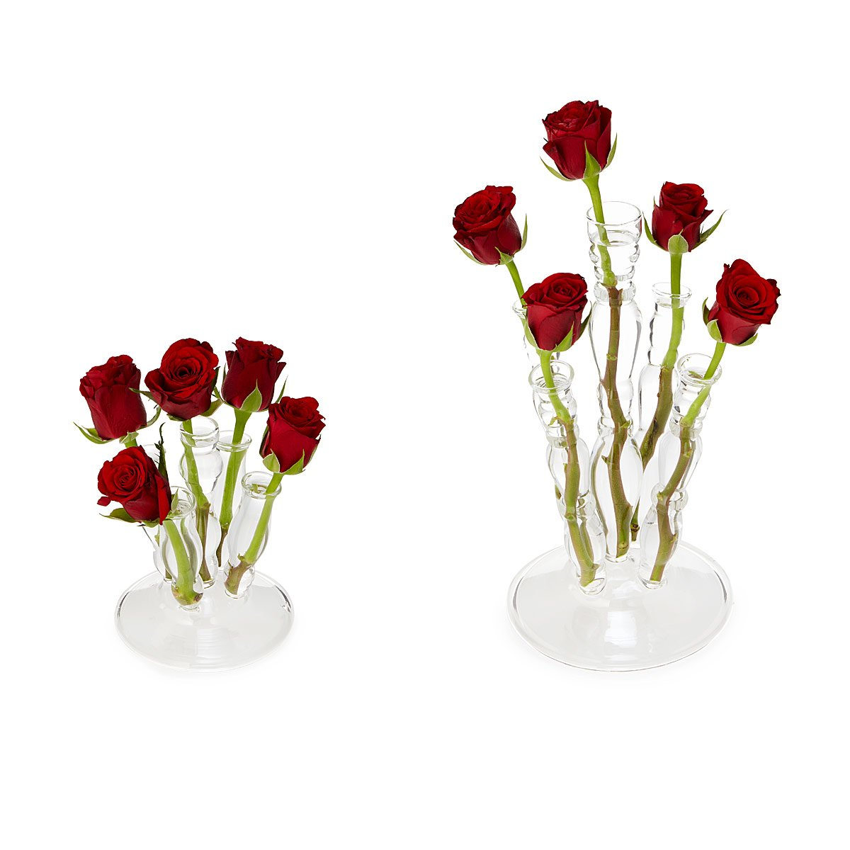 Moms little vase glass bud vase flowers uncommongoods flute bud vase reviewsmspy