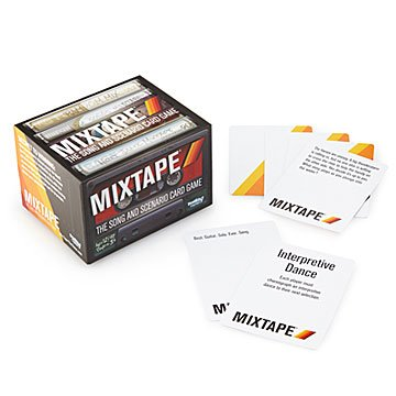 Mixtape Card Game