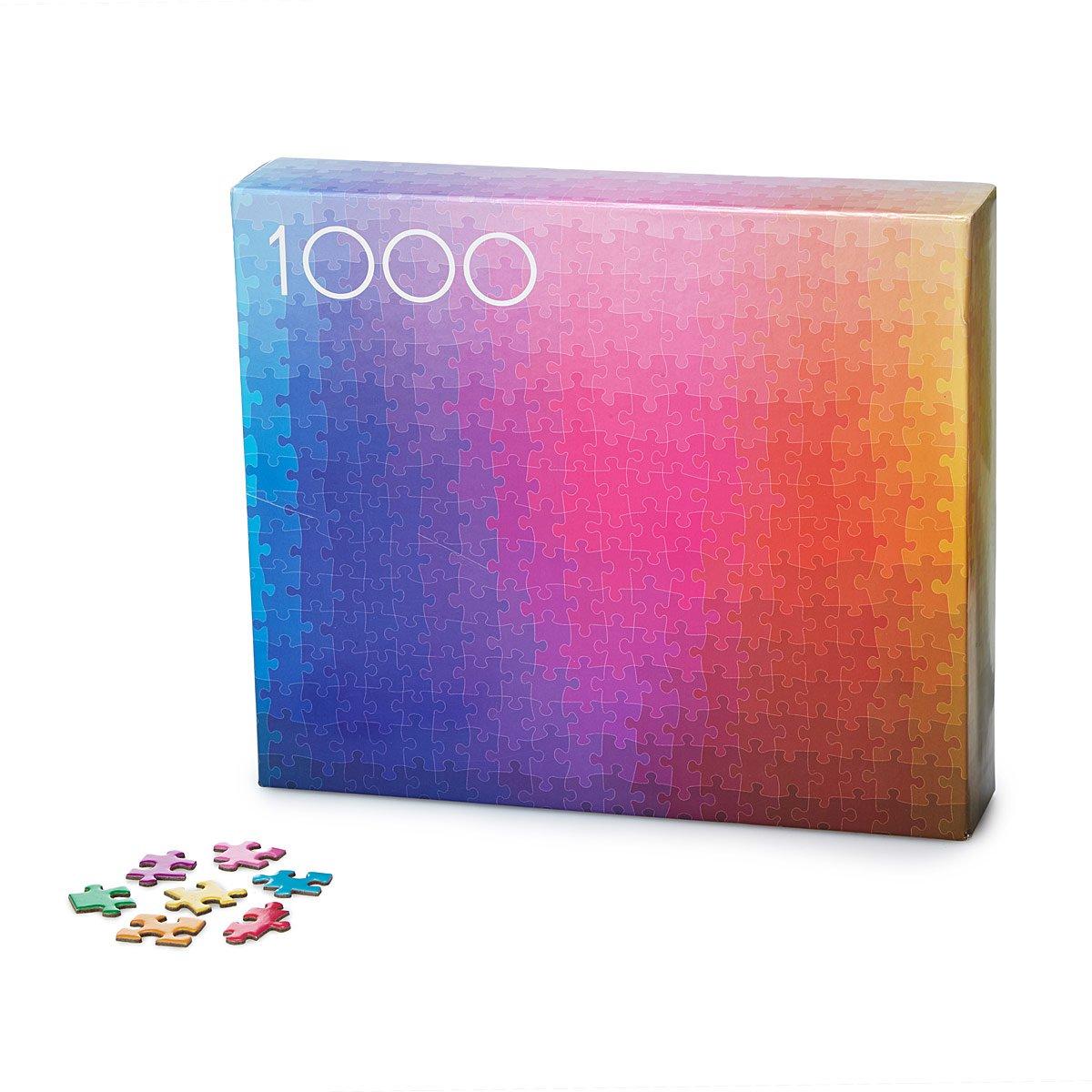 1000 Colors Puzzle | Creative Puzzles