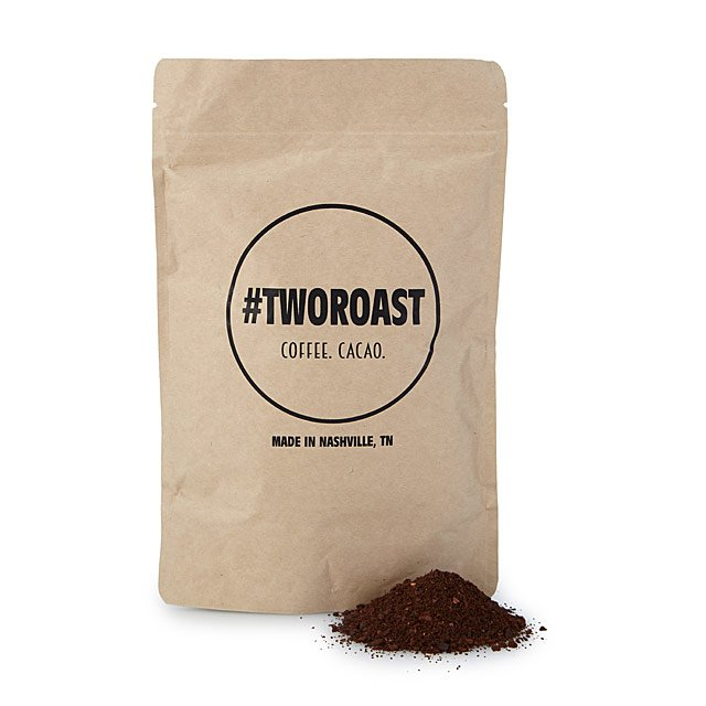 Ground Coffee and Cacao Blend