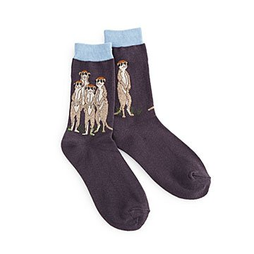 Women's Meerkats Socks