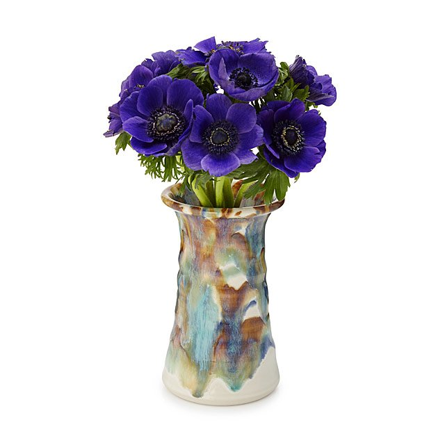 Pottery Bouquet Vase