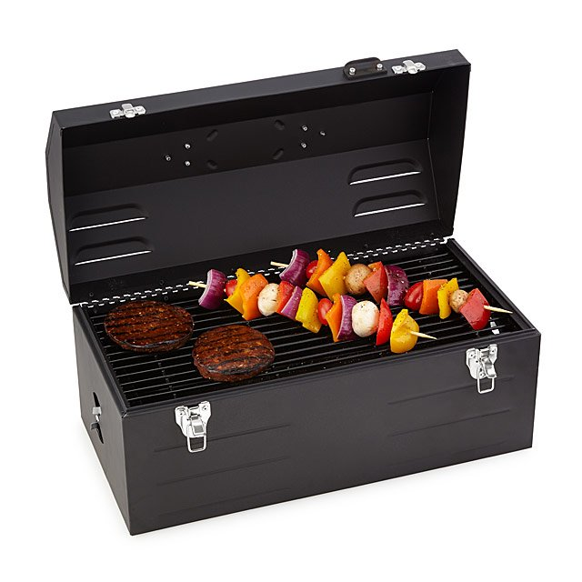 Charcoal Grill Toolbox