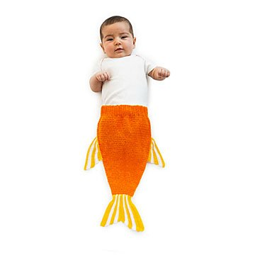 Baby Goldfish Tail
