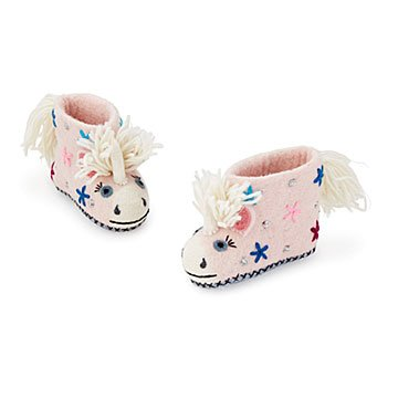 Unicorn Star Slippers