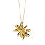 Dipped Star Anise Foodie Necklace 2 thumbnail