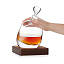 Whiskey Warming Decanter with Base 4 thumbnail