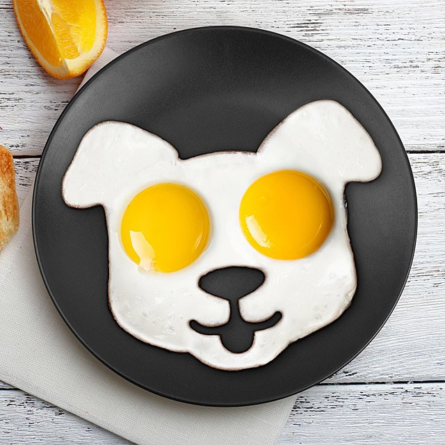 Dog Egg Mold Unique Kitchen Tools Dog Lover Gifts