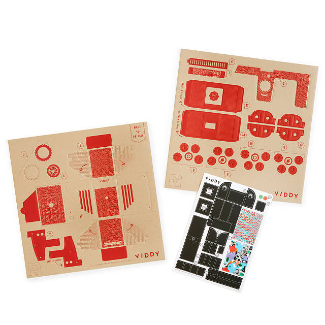 Build Your Own Pinhole Camera Kit Build Your Own Pinhole Camera