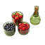 Stackable Appetizer Dish Set 4 thumbnail