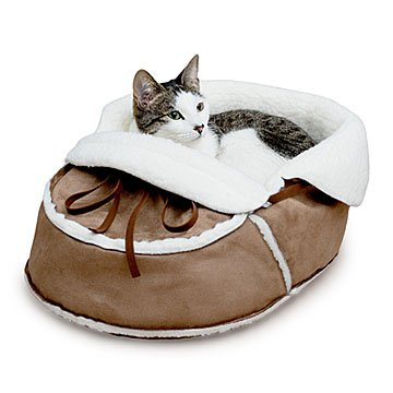 Moccasin Pet Bed