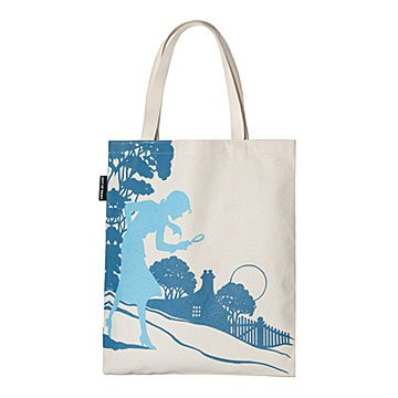 Girl Detective Tote