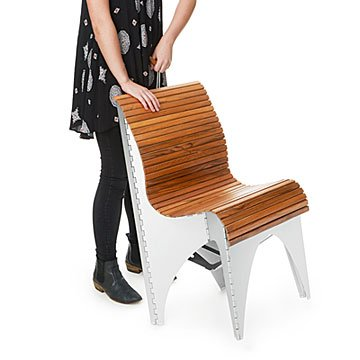 Shape-Shifting Ollie Chair