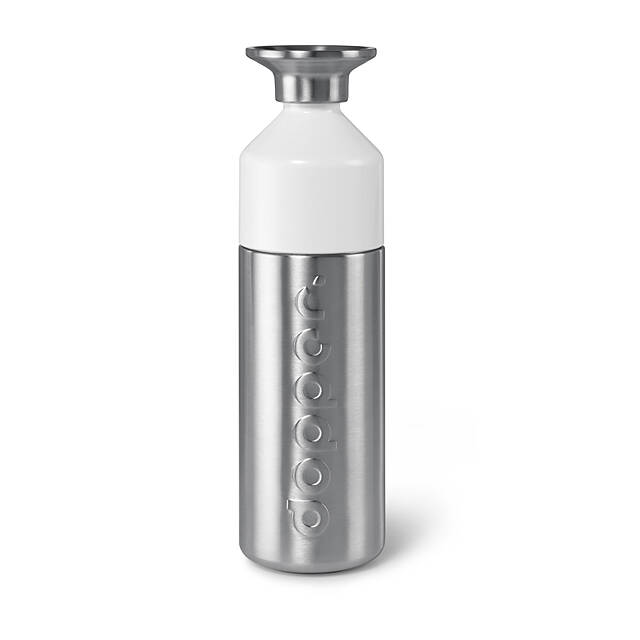 Water Bottle with Integrated Sharing Cup