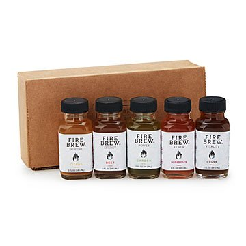 Artisanal Fire Cider Sampler Pack