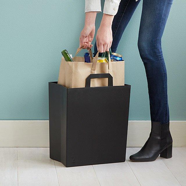 Beau Paper Bag Recycling Bin