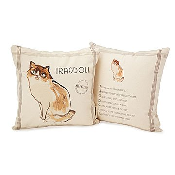 Cat Composition Pillow