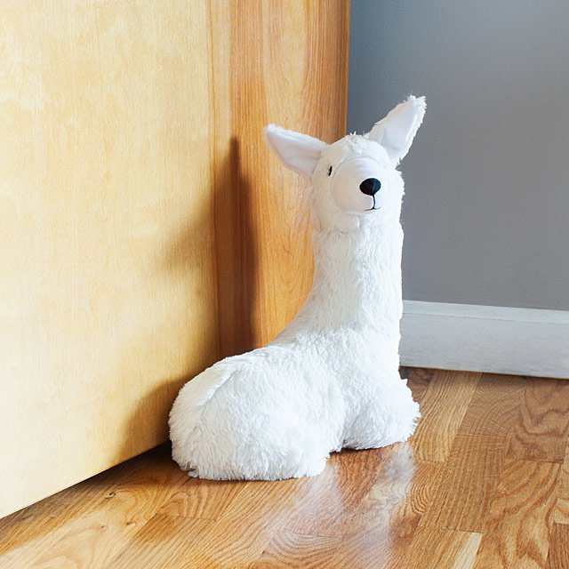 Llama Butler Doorstop & Llama Butler Doorstop | Door Stopper Cute Animals | UncommonGoods