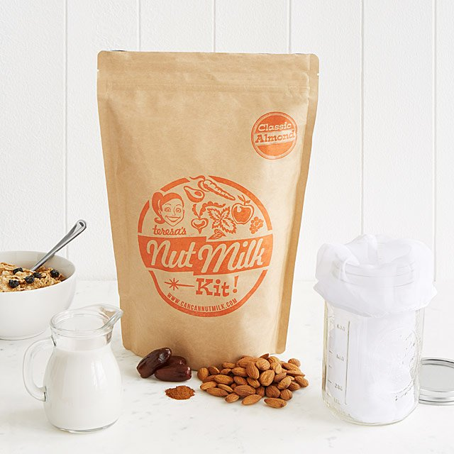 Make Your Own Almond Milk Kit
