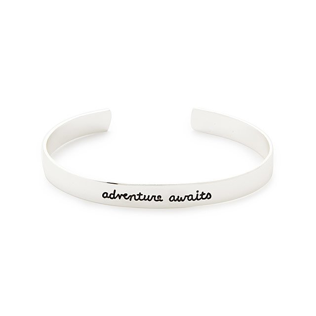 Adventure Awaits Cuff