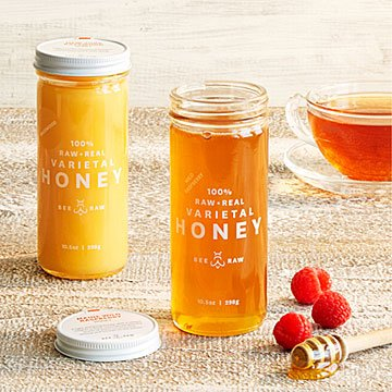 American Northeast Honey Set