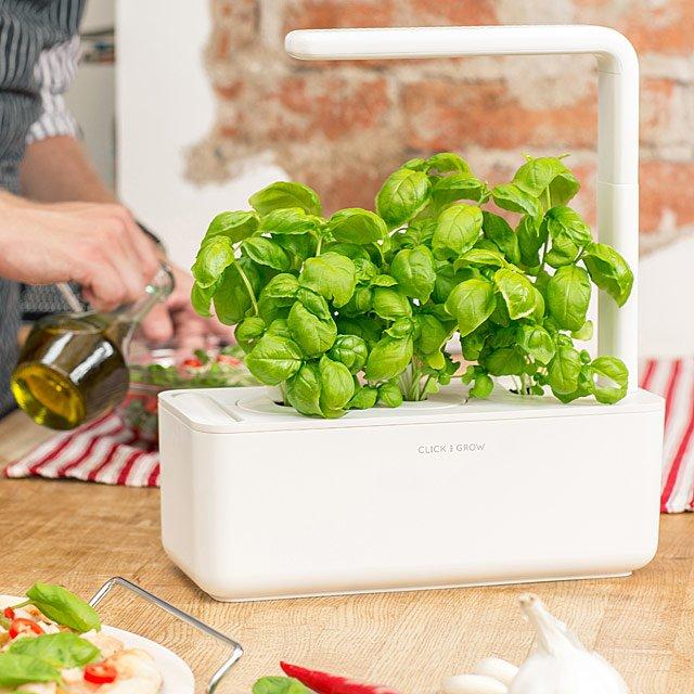 Smart Garden Grow Kit   Gardening Gifts; Herb Growers   UncommonGoods