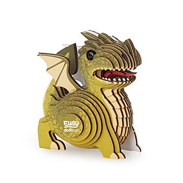 Mini Dragon 3D Model Kit
