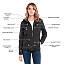 Women's Ultimate Travel Jacket with 15 Features 2 thumbnail