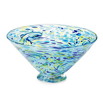 Starry Night Serving Bowl
