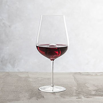 Crystal Aerating Wine Glass Set