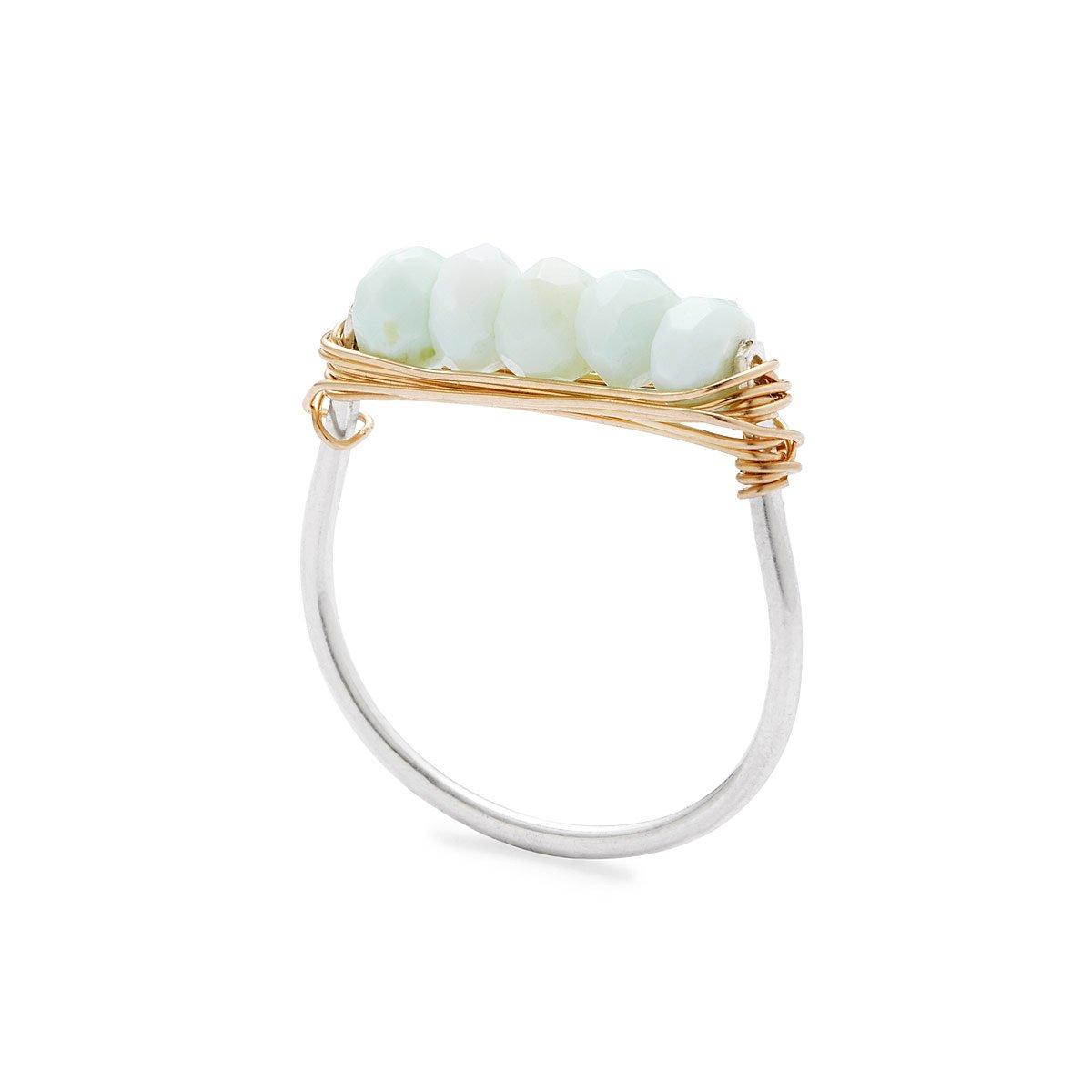 Peruvian Opal Ring | women\'s jewelry, opal jewelry | UncommonGoods