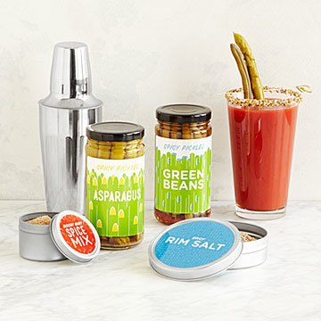 Build Your Own Bloody Mary Kit