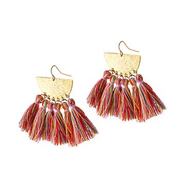 Sunrise Tassel Earring