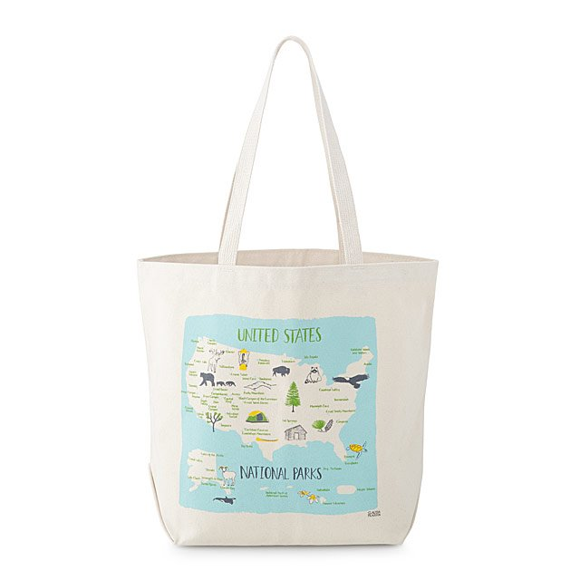 National Parks Market Tote