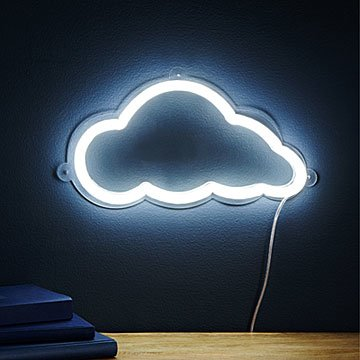 Cloud LED Wall Sculpture