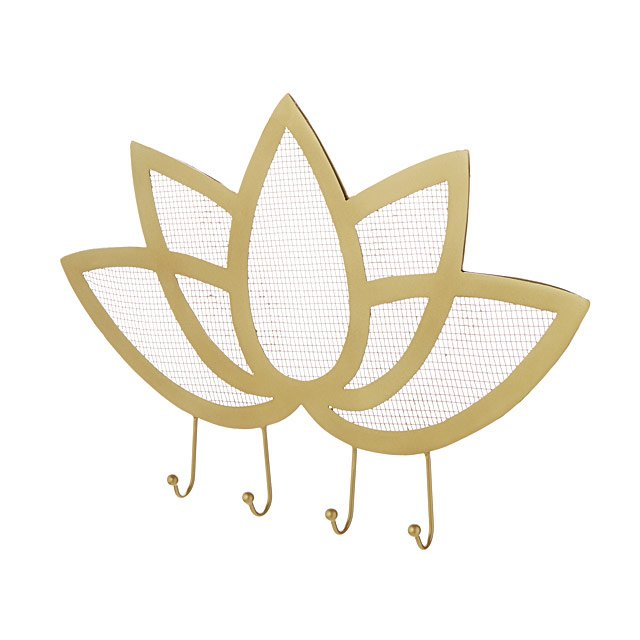 Blooming Lotus Jewelry Hanger