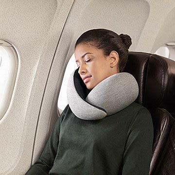 Compact Packable Travel Neck Pillow