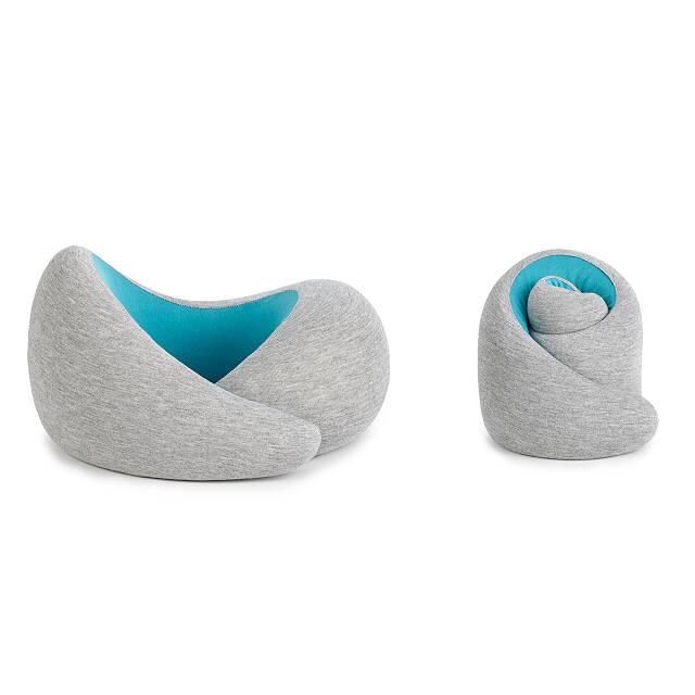 Fine Compact Packable Travel Neck Pillow Travel Pillow Neck Machost Co Dining Chair Design Ideas Machostcouk