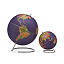 World Traveler's Cork Globe 2 thumbnail