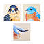 Bird Art Portrait 3 thumbnail