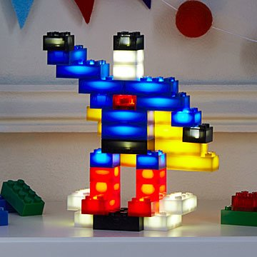 Sound-Activated Light Blocks