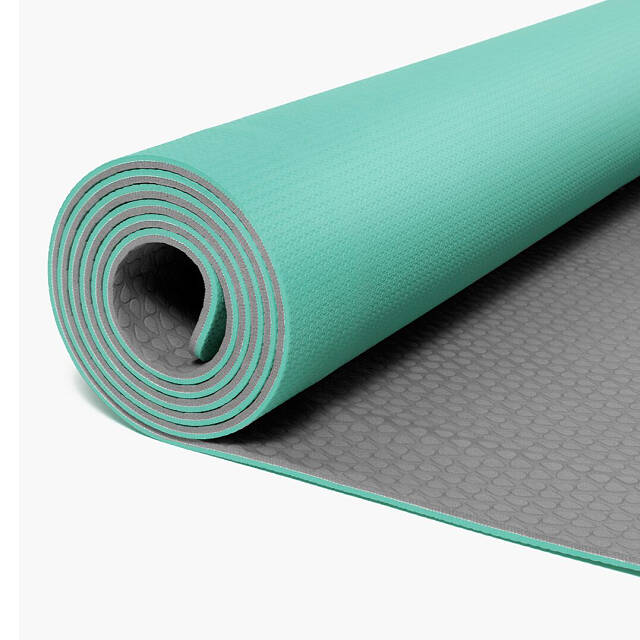 Self Rolling Fitness and Yoga Mat