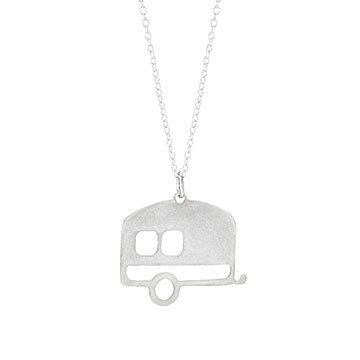 Happy Camper Necklace