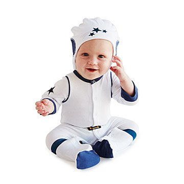 Space Explorer Babysuit