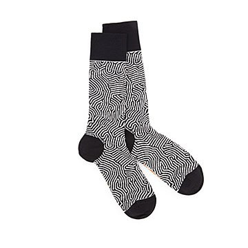 Undersea Coral Men's Socks